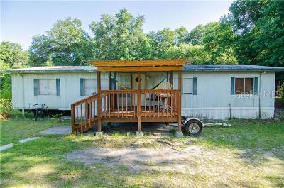 Plant City Mobile/Manufactured For Sale: 6613 S County Line Road