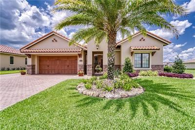 Lakeland Single Family Home For Sale: 2961 Sanctuary Circle