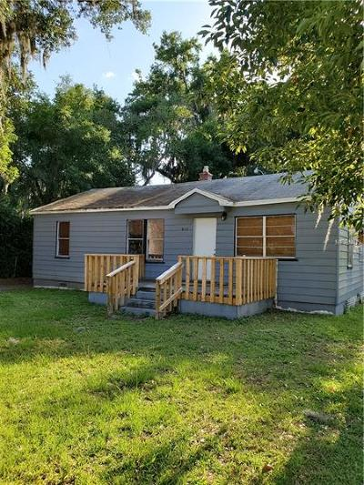 Bartow Single Family Home For Sale: 615 S Carpenter Avenue