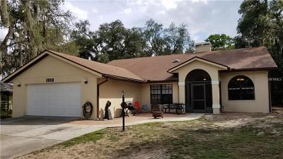 Lakeland Single Family Home For Sale: 1313 Covey Circle S