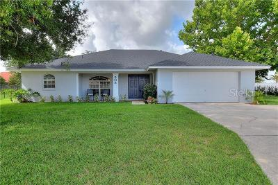 Winter Haven Single Family Home For Sale: 508 Archaic Drive