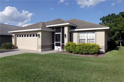 Lakeland Single Family Home For Sale: 6838 Shimmering Drive