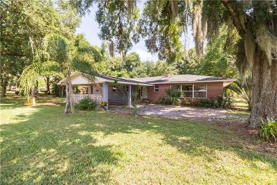 Lakeland Single Family Home For Sale: 4105 E County Road 540a