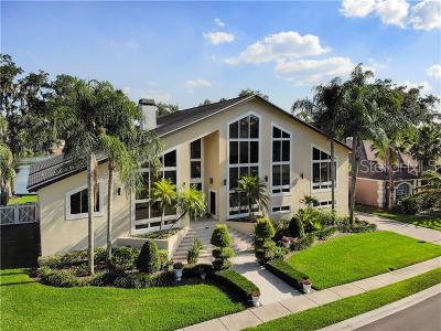 Lakeland Single Family Home For Sale: 6563 Crescent Lake Drive