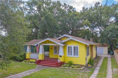 Tampa Single Family Home For Sale: 118 W Henry Avenue