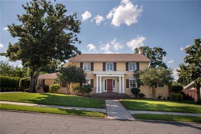 Lakeland Single Family Home For Sale: 328 Morningside Drive