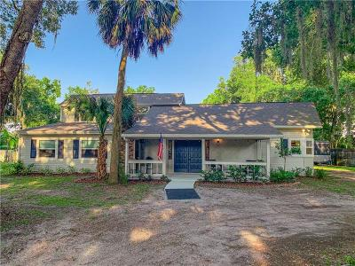 Lakeland Single Family Home For Sale: 2319 D R Bryant Road