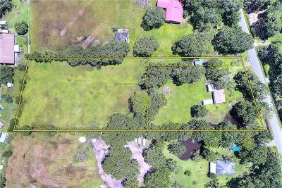 Lakeland Residential Lots & Land For Sale: 4427 Old Government Road