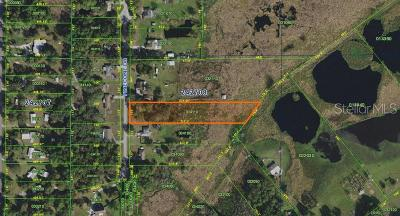Lakeland Residential Lots & Land For Sale: 0 Pinecone Drive