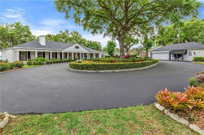 Winter Haven Single Family Home For Sale: 1970 N Lake Eloise Drive