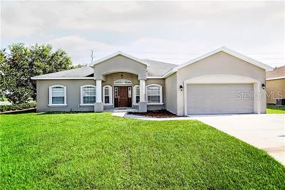 Lakeland Single Family Home For Sale: 3795 Sandhill Crane Drive