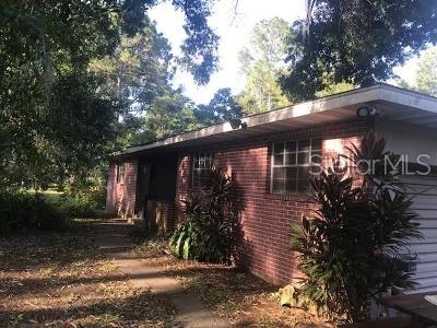 Lakeland Single Family Home For Sale: 8725 Pine Tree Drive