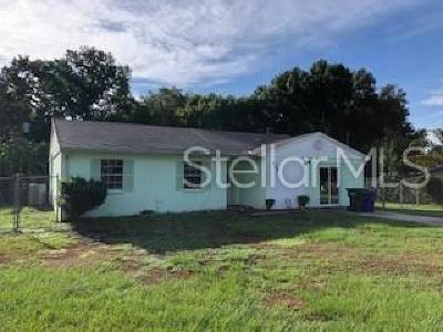 Lakeland Single Family Home For Sale: 5309 Grace Street E