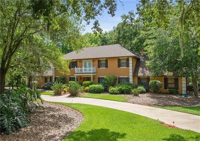 Lakeland Single Family Home For Sale: 6745 Poley Creek Drive W