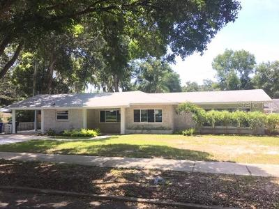 Lakeland Single Family Home For Sale: 1009 Biltmore Place