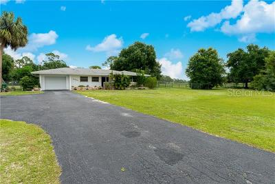 Charlotte County Single Family Home For Sale: 27900 Jones Loop Road
