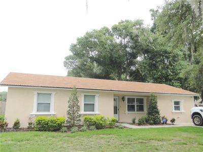 Lakeland Single Family Home For Sale: 634 Ponderosa Drive W