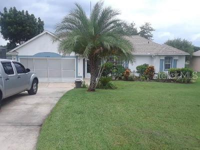 Clermont Single Family Home For Sale: 11616 Pineloch Loop