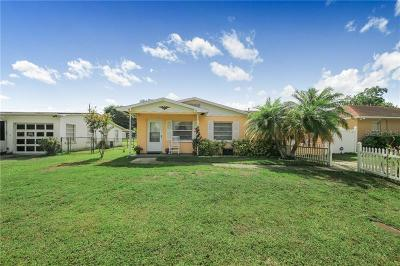 Lakeland Single Family Home For Sale: 1026 Canal Drive E