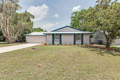 Lakeland Single Family Home For Sale: 2802 Christie Lane
