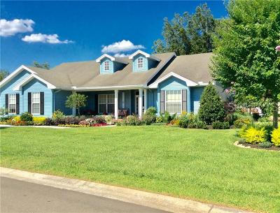 Lakeland Single Family Home For Sale: 1655 Royal Forest Loop