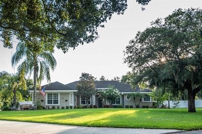 Lakeland Single Family Home For Sale: 1314 Longwood Oaks Boulevard