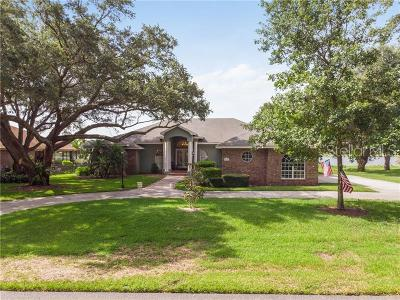 Lakeland Single Family Home For Sale: 1254 Lake Deeson Point