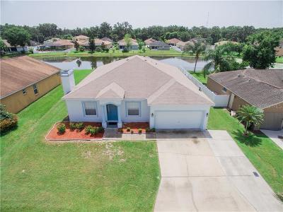 Mulberry Single Family Home For Sale: 2828 Oak Hammock Loop
