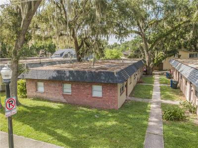 Lakeland Multi Family Home For Sale: 133 E Patterson Street