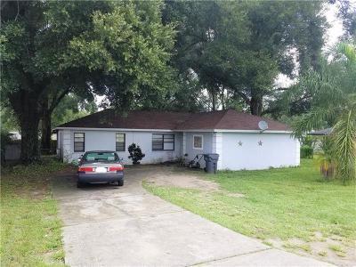Lakeland Single Family Home For Sale: 1038 Walt Williams Road