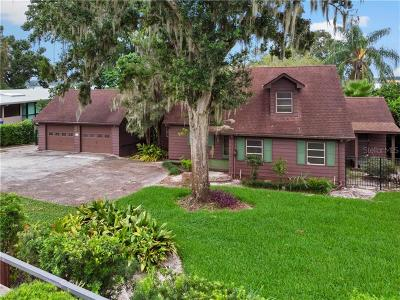 Lakeland Single Family Home For Sale: 5 Lake Hollingsworth Drive