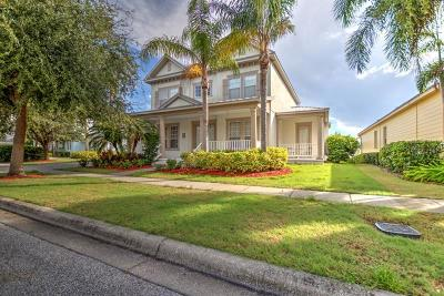 Apollo Beach Single Family Home For Sale: 625 Mirabay Boulevard