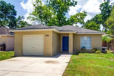 Lakeland Single Family Home For Sale: 1501 Hartsell Avenue