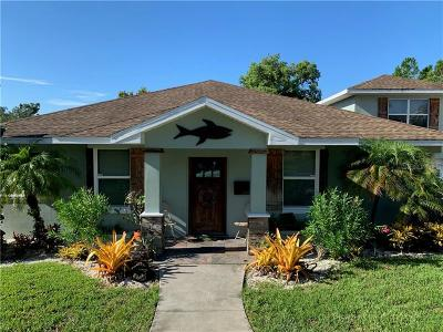 Lakeland Single Family Home For Sale: 207 E Maxwell Street