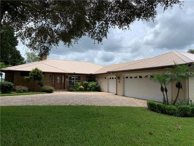 Lakeland Single Family Home For Sale: 5704 Gibson Shores Drive