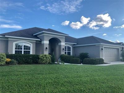 Auburndale Single Family Home For Sale: 1695 Doves View Circle