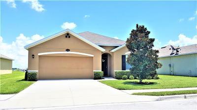 Auburndale Single Family Home For Sale: 1808 Van Gogh Drive