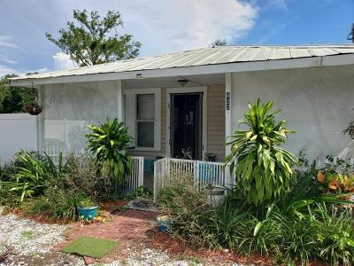 Winter Haven Single Family Home For Sale: 822 2nd Lake Ida Street