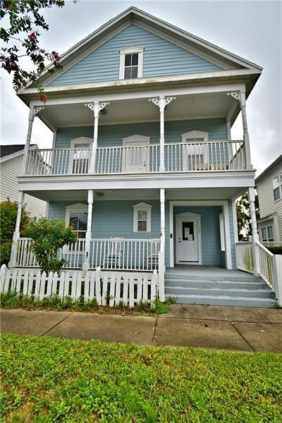 Celebration Single Family Home Pending: 155 Longview Avenue