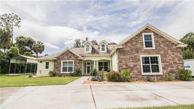 Lakeland Single Family Home For Sale: 1504 Parker Road