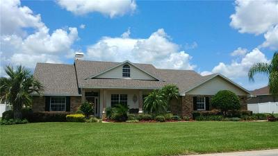 Lakeland Single Family Home For Sale: 2152 Emerald Ridge Drive