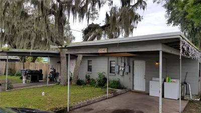 Winter Haven Multi Family Home For Sale: 3141 Spirit Lake Road