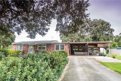 Single Family Home For Sale: 2375 Ef Griffin Road
