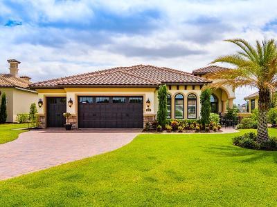 Lakeland Single Family Home For Sale: 2936 Sanctuary Circle