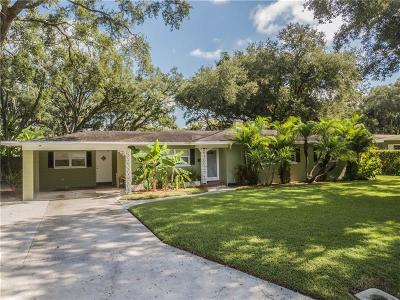 Lakeland Single Family Home For Sale: 519 W Shady Lane