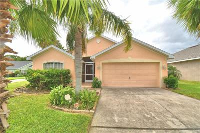 Winter Haven Single Family Home For Sale: 4035 Island Lakes Drive