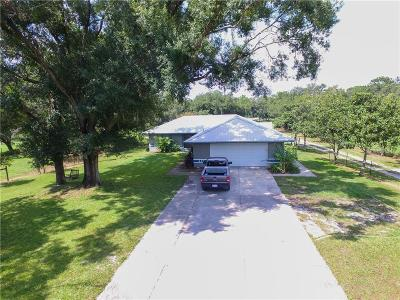Polk County Single Family Home For Sale: 415 W Socrum Loop Road