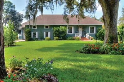 Polk County Single Family Home For Sale: 5414 Luce Road