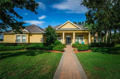 Lakeland Single Family Home For Sale: 5617 Hillside Landings Road