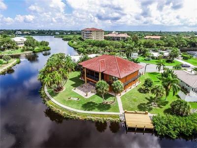 Osprey Single Family Home For Sale: 135 Tina Island Drive